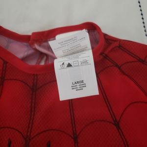 Costumes - Spiderman kids costume size L